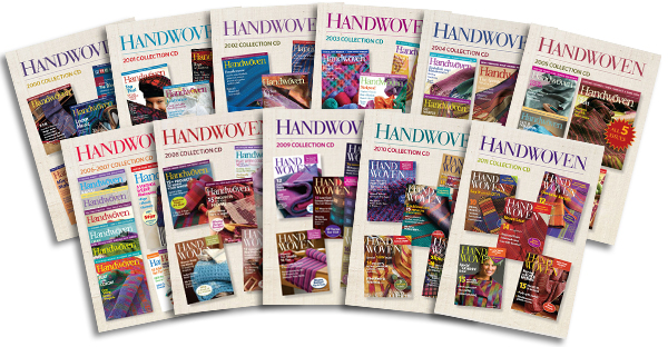 The Ultimate Handwoven Collection CD Kit