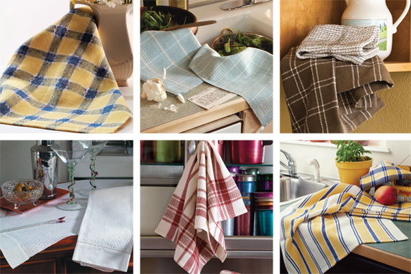 Best of Handwoven: Top Ten Dish Towel Weaving Projects on Four Shafts