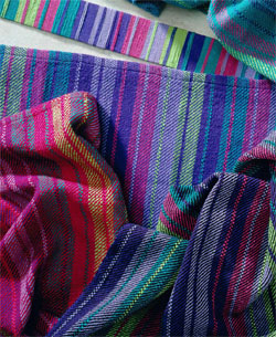 Designing Stripes for Towels Kit: Weave Your Own Handmade Towels