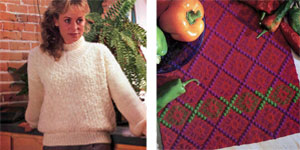 Handwoven Magazine 1994-1995 Collection: Weaving Techniques
