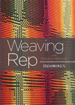 weaving rep with rosalie neilson