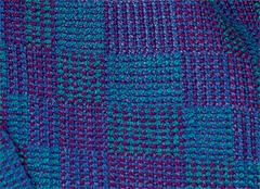 bold bright woven fabric