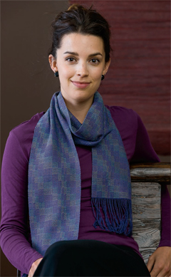 tranquil tones scarf