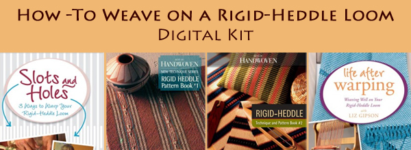 how-to weave rigid-heddle kit