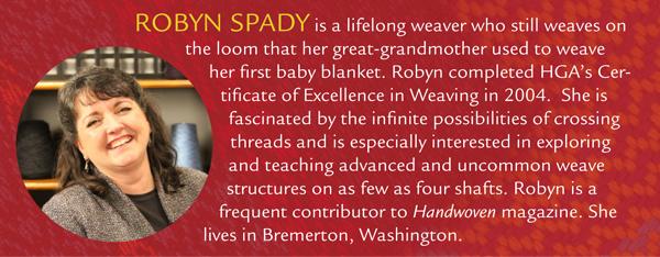 Robyn Spady Bio