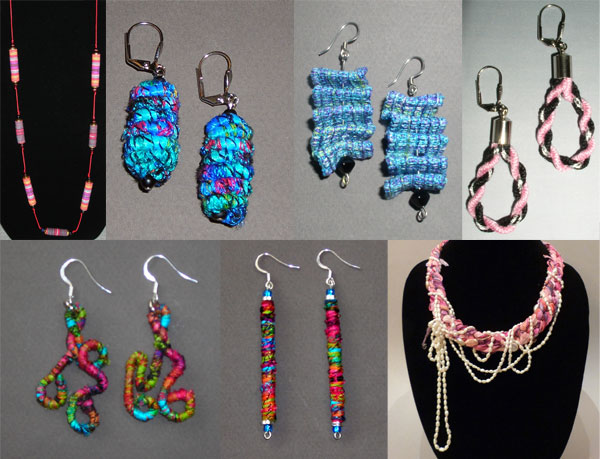 Jewelry Making with Fiber Web Seminar