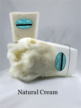 Bijou Basin 2 oz Samples of Fiber - Cream