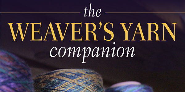The Weaver's Yarn Companion
