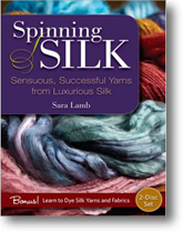 Spinning Silk: Sensuous Successful Yarns from Luxurious Silk