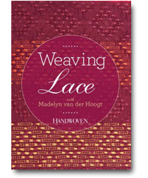 Weaving Lace with Madelyn van der Hoogt