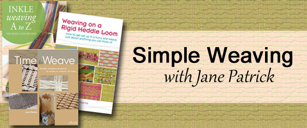 Simple Weaving with Jane Patrick