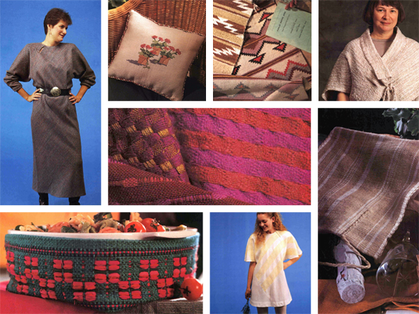 Handwoven March/April 1996