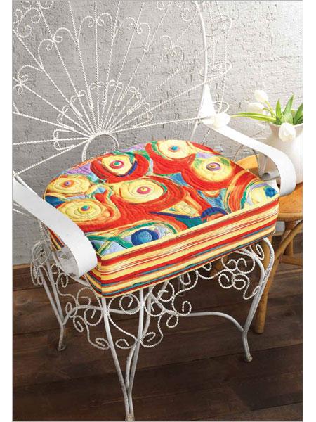 Chair Cushion Patterns Chair Pads Amp Cushions