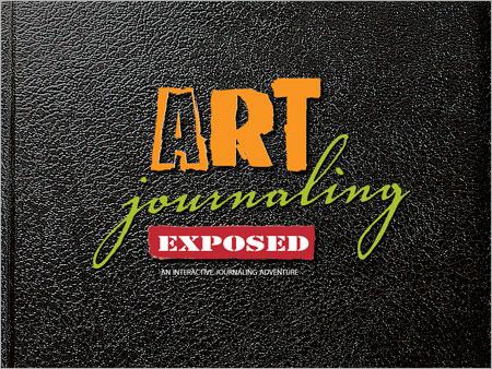 art journaling exposed